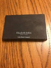 ELIZABETH ARDEN LITTLE BLACK COMPACT EYESHADOW TRIO TOUCH OF LAVENDER NEW IN BOX
