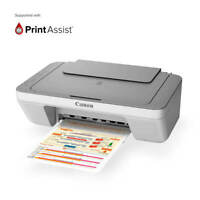 Canon PIXMA HOME MG2460 Print Copy Scan All in One