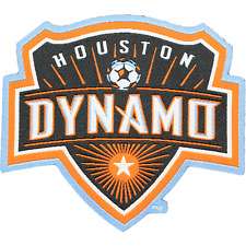 Houston Dynamo Primary Soccer Team Crest Pro-Weave Jersey MLS Futbol Patch