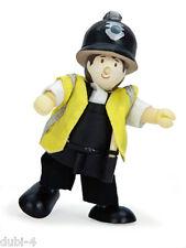 Le Toy Van - Budkins BK703 - Biegepuppe Polizei PC Hanson für Puppenhaus