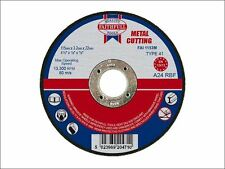 Faithfull - Cut Off Disc for Metal 115 x 3.2 x 22mm