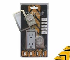 Electrical outlet and switch level - adroit