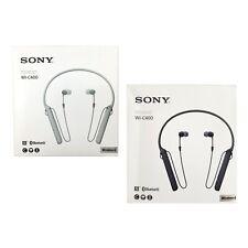 NEW Sony WI-C400 Wireless In-Ear Headphones Bluetooth WIC400 Black White