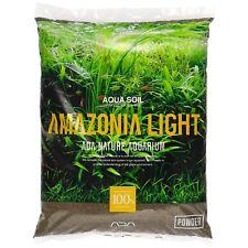 ADA Amazonia Light Powder, Substrate Aquasoil 9L Aqua Soil - Extra Fine Soil