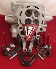 New CRF250R Head w Upgrade Del West Ti CrN PVD Intake Valve Assembled 2010 2011