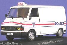 1:43 Raro CITROEN C35 POLICE trasformabile nell'inedito Fiat 242 - Altaya/Ixo