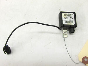 2003-2005 RANGE ROVER HSE L322 OEM LEFT ANTENNA RADIO SUPPRESSION FILTER MODULE