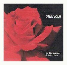 SHRI RAM - Robert Gass & On Wings of Song  .. CD ......... NEW