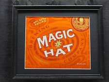MAGIC HAT #9  BEER SIGN  #727