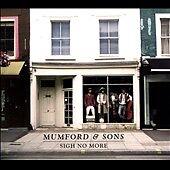 Mumford & Sons - Sigh No More [New CD Free Shipping
