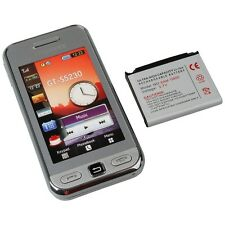 Li-Ion Power Akku für Samsung G800 S5230 Star M8910