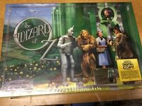 The Wizard of Oz (DVD, 2009, 4-Disc Set,Plus Bonus Ultimate Collectors Edition)