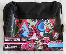 """Puzzle Purse MONSTER HIGH Carry & Go Bag 48 Pieces 2 Pack Jigsaw 9""""x10"""""""