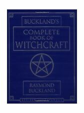 Buckland's Complete Book of Witchcraft (Llewellyn's Practical M... Free Shipping