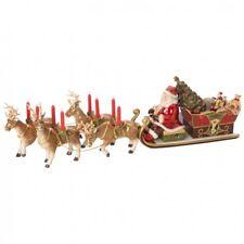 "Villeroy & Boch Decorazione nat.""Slitta di Babbo N."" serie Christmas Toys Memory"