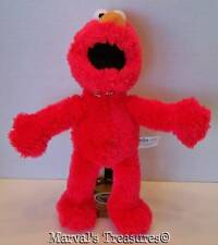 Elmo Sesame Street Stuffed Plush Toy 2003 by Nanco GUC