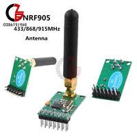 433/868/915MHz NRF905 PTR8000 Wireless Transceiver Receiver Module with Antenna