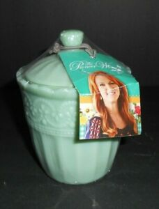 The Pioneer Woman Timeless Beauty Jade Sugar Bowl  NEW SEALED