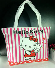 Hello kitty Canvas Bag Tote Bag Purse for girls High Quality -FREE SHIPPING