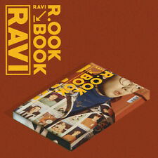 VIXX RAVI - R.OOK BOOK 2ND Mini KIHNO ALBUM Kit+Potocard+Postcard+Teacklist New