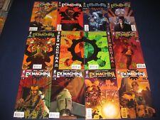 Ex Machina Complete Run 1-50 & More WildStorm Comics Brian K. Vaughan