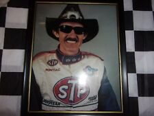 Richard Petty STP - 8x10 Framed Picture