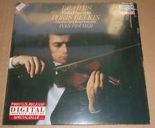 Boris Belkin/Ivan Fischer BRAHMS Violin Concerto - London 411 677-1 SEALED