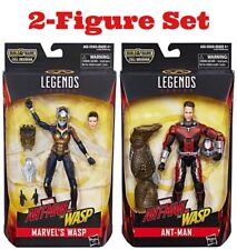 Marvel Legends Antman and The Wasp 6 inch Figures Lot of 2 Pre-Order
