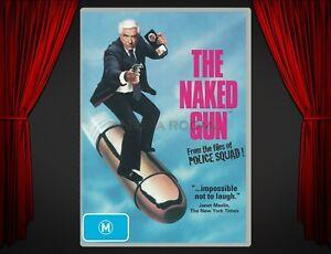 DVD Movie   The Naked Gun (1988)   Leslie Nielsen; Priscilla Presley; OJ Simpson