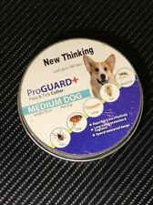 Proguard plus Flea & Tick Collar for Medium Dog (Over 18lbs) 6 Month Protection