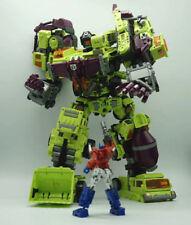 NBK New Devastator Transformation Boy Toy Oversize Action Figure Robot KO
