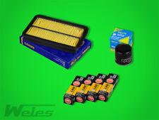 FS402 INSPEKTIONSPAKET Luftfilter Ölfilter Zündkerzen MAZDA MX-5 II 1,6 1,8