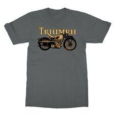 Triumph Motorcycle Cycling Men's T-Shirt