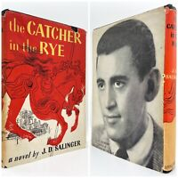 The Catcher in the Rye – 1ST EDITION – J.D. Salinger 1951