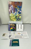 Tetris Plus Nintendo Game Boy ORIGINAL BOX MANUALS POSTER ONLY NO GAME, Minty