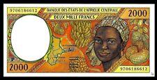 New listing Chad 2000 Francs 1994 Unc P#602
