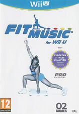 Fit Music Nintendo Wii U It Import Bigben Interactive