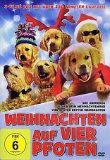 DVD - Weihnachten auf vier Pfoten - 3 Filme - She Undergog u.a.