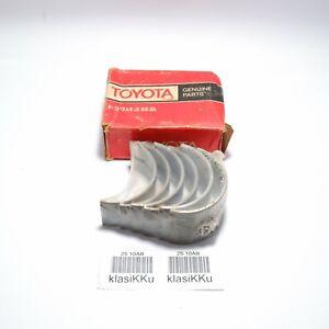 Toyota CORONA RT130 RN40 Hilux TOYOACE Bearing Set Crankshaft 0.75 11705-31020