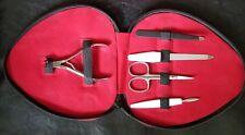 Beauty Tools Kit: 5 PCS Manicure/ Pedicure Tools Set Kit