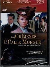 Los crimenes de la calle Morgue (DVD Nuevo)