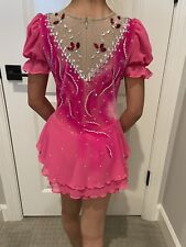 Competition Ice Skating Dress Child Size 5/6