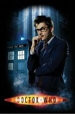 DR. WHO Poster - David Tennant 36x24