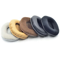 1Pair velour ear pads cushion for audio technica ath-m50 m50S m50X m40 m40S mPLf