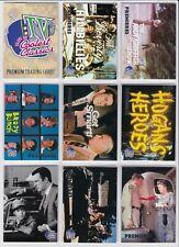 TV's COOLEST CLASSICS Complete Series 1, 90 Card Set 1998 Inkworks