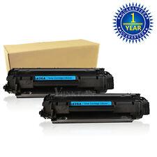 2x CB436A Toner Cartridge For HP 36A LaserJet P1505 P1505N M1522N M1522NF New