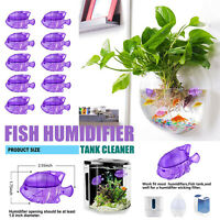 10PCS Universal Humidifier Tank Cleaner Warm Cool Mist Humidifiers Fish Tank AU