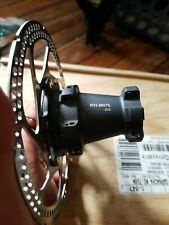 SHIMANO XTR WH-M975 GG  Cannondale Lefty Front MTB Hub  With Free Disk Rotor