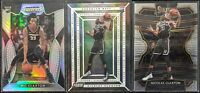 Lot of (3) Nic Claxton, Including Prizm Draft silver, Select RC & Panini Rookie