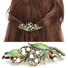 Gril Vintage Jewelry  Metal Branches Hairpins for Women Wedding Hairclip JCAUZY